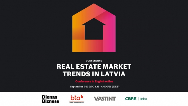 "Conference ""Real Estate Market Trends in Latvia"""