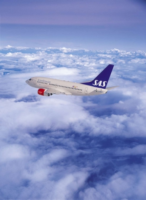 SAS offering low fares to Scandinavia, Europe and Intercontinental destinations!