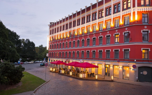 Astor Riga Hotel is re-branded to Radisson Hotel Old Town Riga