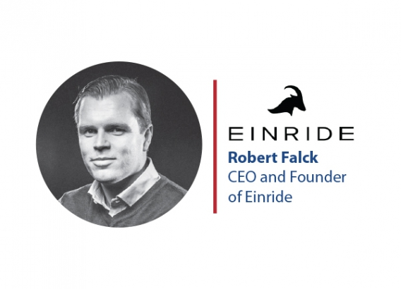Einride to present at NBBF2017