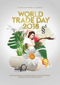 World Trade Day 2018 in Stockholm
