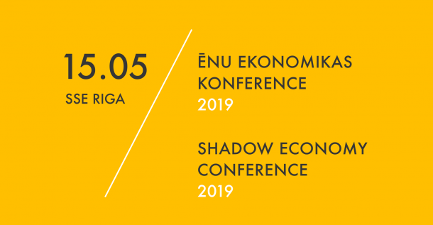 The 9th annual Shadow Economy Conference